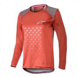 ALPINESTARS dámsky dres Stella Alps 6.0 Red