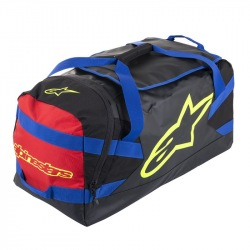 ALPINESTARS taška Goanna Duffle Bag BLACK/ANTHRACITE/YELLOW FLUO