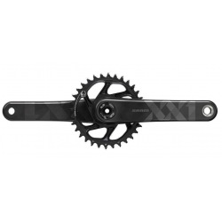 SRAM kľuky XX1 Eagle Carbon DUB Boost 34z 175mm 12sp