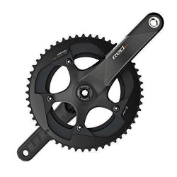 SRAM kľuky RED Carbon GXP 165mm 50/34z 11sp