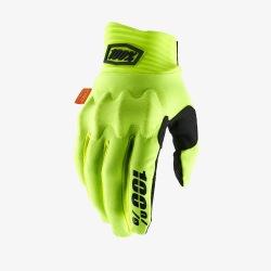 100% rukavice Cognito Fluo Yellow/Black