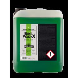 BIKEWORKX čistič Cyklo Star Carbon 5 litrov