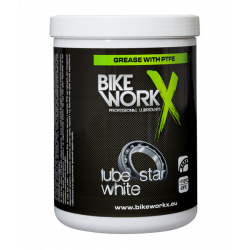 BIKEWORKX vazelína Lube Star White 1kg