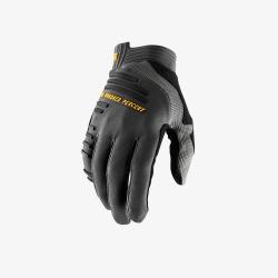 100% rukavice R-Core Black 2020