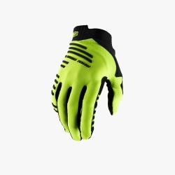 100% rukavice R-Core CHARCOAL 2020