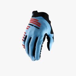 100% rukavice R-Core FLUO YELLOW 2020