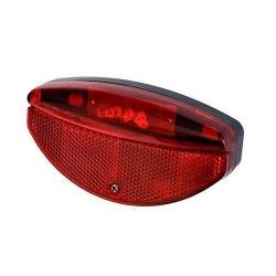 NEXELO svetlo na nosič batéria 3 LED