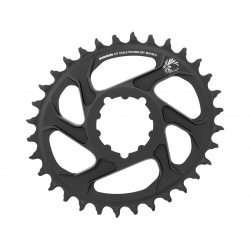 SRAM prevodník X-Sync 2 Eagle Oval Direct Mount Black 32z 12Sp