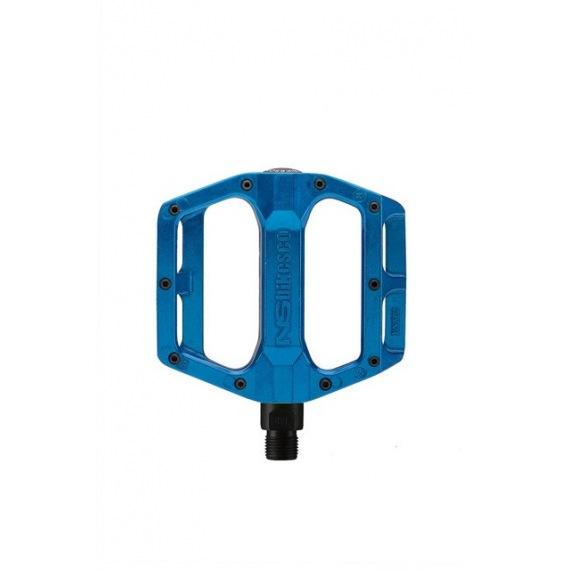 NS Bikes pedále Aerial STD SB modré