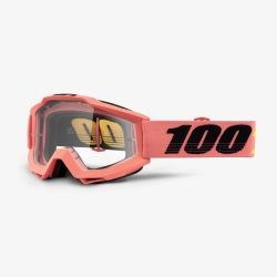 100% okuliare Accuri MX MTB ROGEN číre sklá