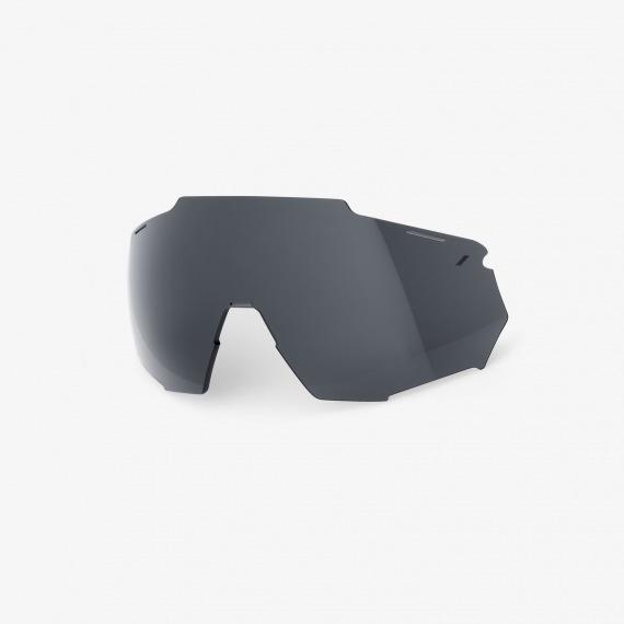 100% náhradné sklo RACETRAP dymové