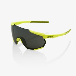 100% okuliare RACETRAP MATTE WHITE Hiper modré zrkadlové sklá