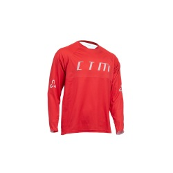 CTM dres Rovay L/S 2020 Red