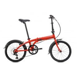 TERN bicykel Link B7 červená