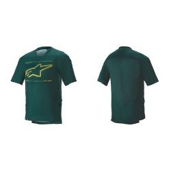 ALPINESTARS Dres Drop 6.0 S/S Emerald Atlantic