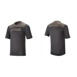 ALPINESTARS Dres Drop 4.0 S/S BLACK DARK SHADOW