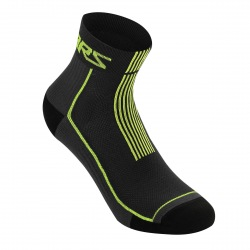 ALPINESTARS Ponožky Summer 9 Black Bright Red
