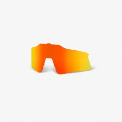 100% náhradné sklo Speedcraft XS HIPER RED MULTILAYER zrkadlové