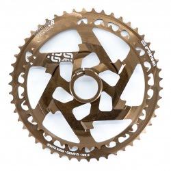 E13 pastorok Helix Race Cluster 12speed 42-50z bronzový