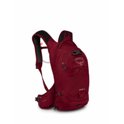 OSPREY batoh Raven 10 Claret Red Limited edition