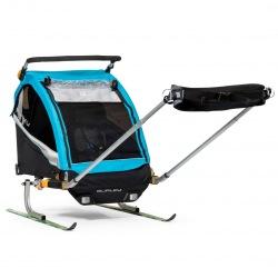 BURLEY ski set pre vozíky
