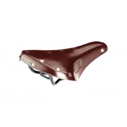 BROOKS sedlo B17 Short Brown