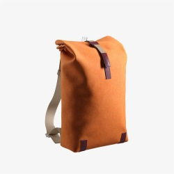 BROOKS batoh Pickwick Canvas 26L Rust