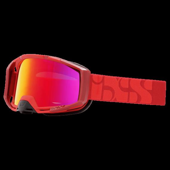IXS okuliare Trigger Blue modré zrkadlové sklá