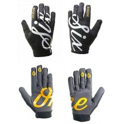 661 rukavice SCRIPT BLACK