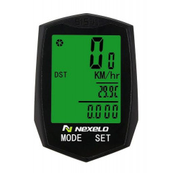 NEXELO tachometer 20f bezdrôtový