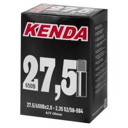 KENDA duša 27.5/650Bx2.80-3.20 (71/81-584) FV-48MM