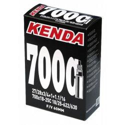 KENDA duša 700x18-25C (18/25-622/630) FV.48MM