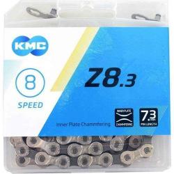 KMC reťaz Z-8 7-8 kolo strieborno-hnedá