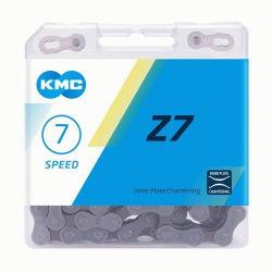 KMC reťaz Z-7 7-8 kolo šedo-hnedá