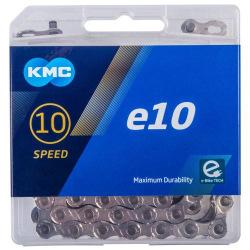 KMC reťaz E10 strieborná 10 kolo