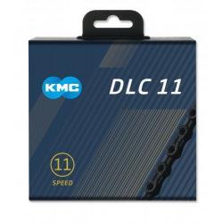KMC reťaz X-11-SL DLC 11 kolo čierna