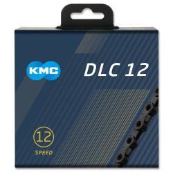 KMC reťaz DLC-12 12 kolo čierna