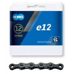 KMC reťaz E12 zlatá 12 kolo
