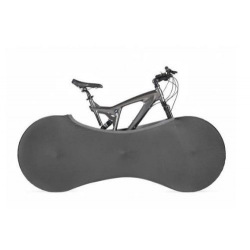 M-Wave obal na bicykel Velosock šedý
