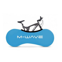 M-Wave obal na bicykel modrý