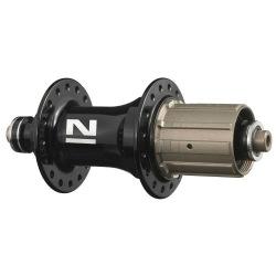 NOVATEC predný náboj ložiskový čierny 36d