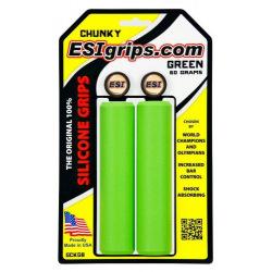 ESI gripy Chunky zelené