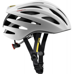 MAVIC prilba Aksium Elite WHITE/BLACK 2021