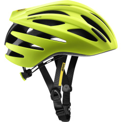 MAVIC prilba Aksium Elite SAFETY YELLOW/BLACK 2021