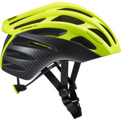 MAVIC prilba Ksyrium PRO MIPS SAFETY YELLOW/BLACK 2021