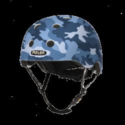 MELON prilba Camouflage Blue