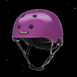 MELON detská prilba Rainbow Purple