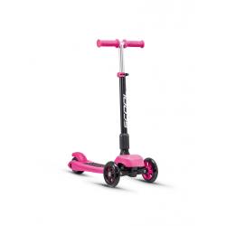 S'COOL detská kolobežka flaX mini ružová