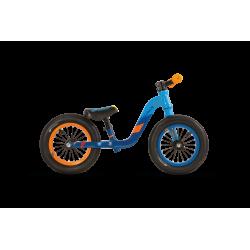 S'COOL odrážadlo Detské pedeX 1 modro / oranžové