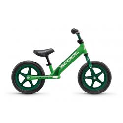 S'COOL odrážadlo Detské pedeX race čierno / zelené